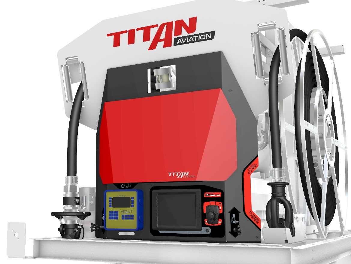 TITAN EZ CONTROL DISTRIBUTION GROUP 3D