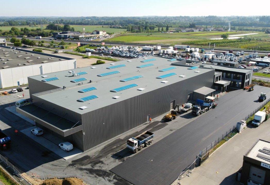 usine titan aviation