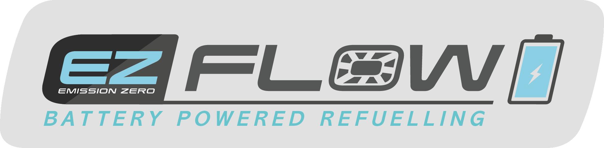 EZ FLOW - Logo