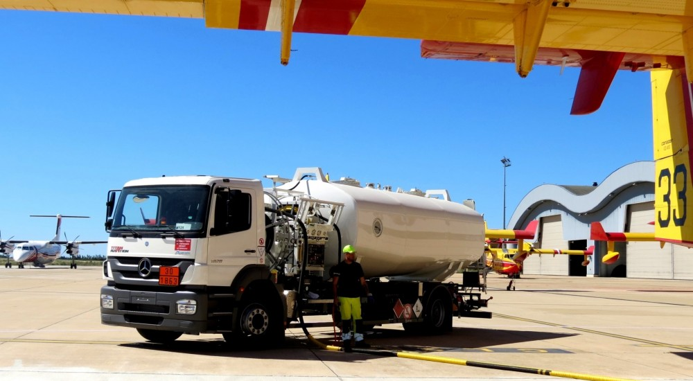 20 000L Aicraft Refueller