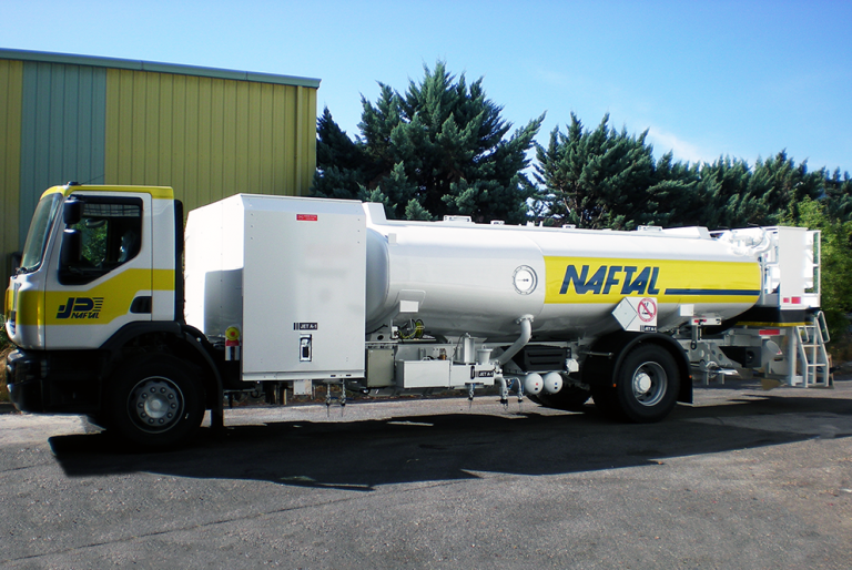 18.000L  SEMI TRAILER AIRCRAFT REFUELLER