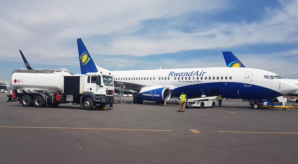 20000L aircraft refueler TITAN