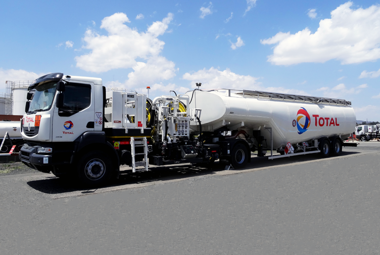 65.000L SEMI TRAILER AIRCRAFT REFUELLER
