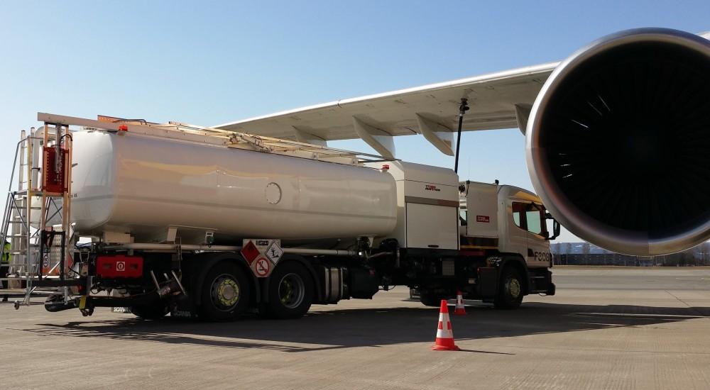 18 000L Aircraft Refueller