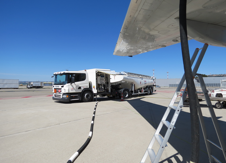 35.000L SEMI TRAILER AIRCRAFT REFUELLER